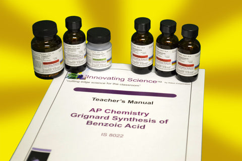 Grignard Synthesis of Benzoic Acid AP Chemistry Classroom Kit