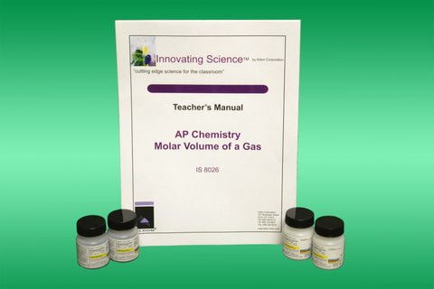 The Molar Volume of a Gas AP Chemistry Classroom Kit