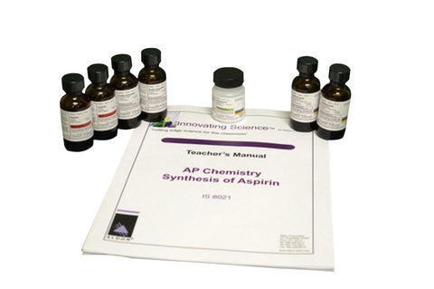Synthesis of Aspirin AP Chemistry Classroom Kit