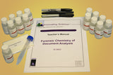 Forensic Chemistry of  Document Analysis Classroom Kit
