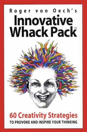 Roger von Oech's Innovative Whack Pack Deck of 60 Oversized Cards