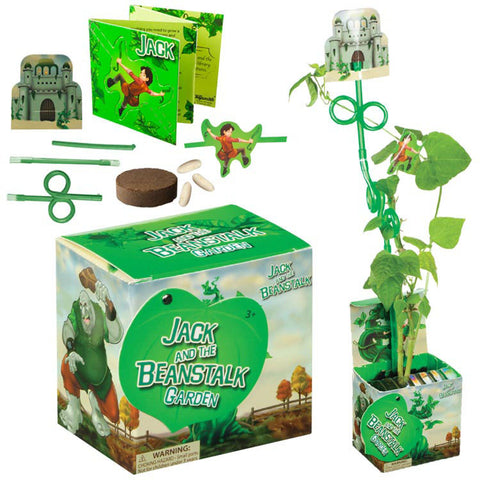 Jack and the Beanstalk Garden by Toysmith