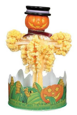 Amazing Crystal Growing Jack-O-Lantern Toy Halloween SALE!