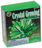 Jade Green Crystal Growing Box  Kit 6 Colors Available