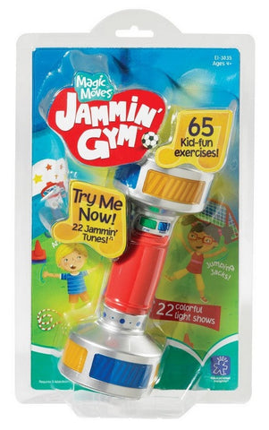 Magic Moves Jammin' Gym Children's Exercise Helper