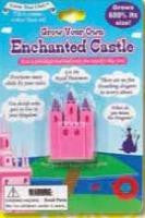 Grow Your Own Enchanted Castle; Collectible Magic Growing Thing