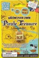 Grow Your Own Pirate Treasure Chest:Collectible Magic Growing Thing