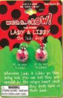 Watch it Grow Lady & Libby Bug: Collectible Magic Growing Thing