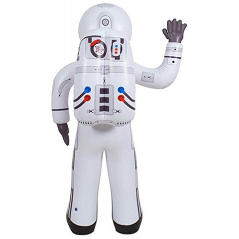 Inflatable Astronaut 60 Inch Tall Space Traveler Figure