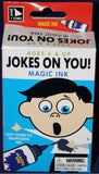 Jokes On You: MAGIC INK Prank