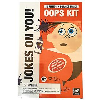 Jokes On You: OOPS KIT