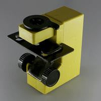 30x Microscope (3 inches tall) Durable Plastic Construction Uses Available Light