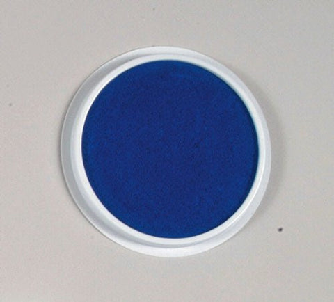 Blue Jumbo Washable Ink Stamper Pad