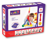 Goobi - Jumbo G Magnetic Building Toy - 20 Pieces