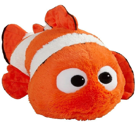"Disney Nemo Jumbo 30"" Folding Plush by Pillow Pets"