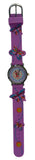 The Kids Watch Company Butterflies Watch Purple Band
