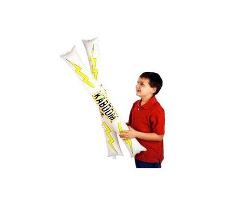 Kaboom Sticks Inflatable Thunder Making PartyToy