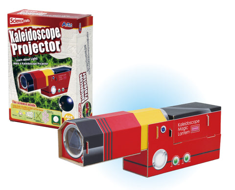 Kaleidoscope Projector Construction Kit By Artec