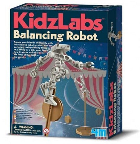 KidzLabs Balancing Robot 4M Science Kit