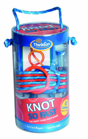 Knot So Fast - The Knot Tying Race Game by ThinkFun