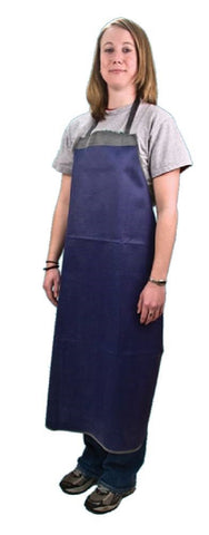 PVC Coated Laboratory Apron: 36 x 27 Inches