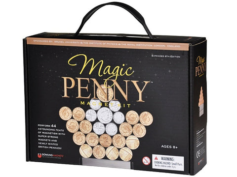 Magic Penny Magnet Kit Science Activities