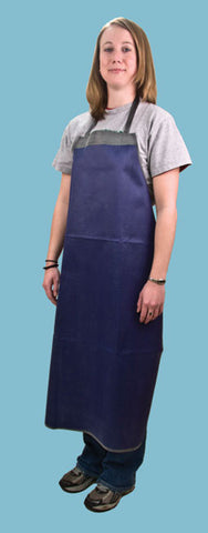PVC Coated Laboratory Apron: 42 x 27 Inches