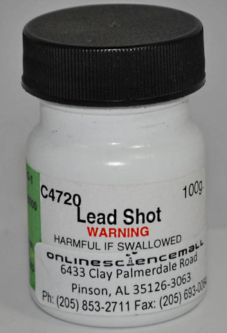 Lead, Elemental, 100g - Chemical Reagent