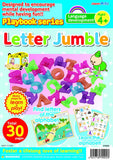 Letter Jumble Alphabet Ages 4+ Playbook By Artec