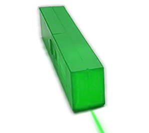 Light Blox - LED Flashlight Light Source for Optic Experiments - Green