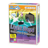 Light Rays Reflection & Refraction with Study Guide By Artec