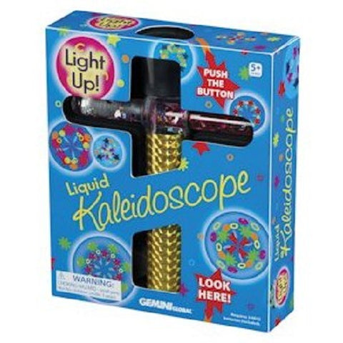 Light Up Liquid Kaleidoscope - LED Illuminated