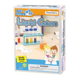Liquid Colors Experiment Kit and Study Guide By Artec