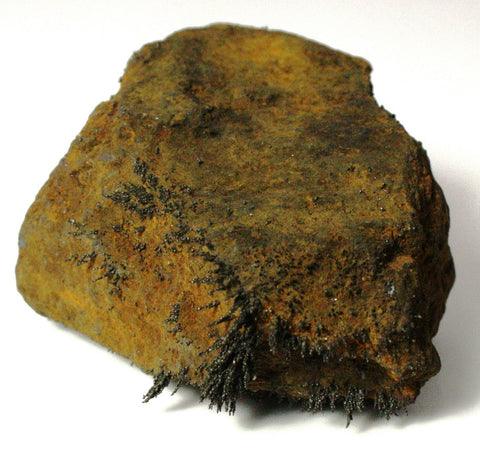2.6 - 3.5 Inch Extra Large Lodestone Rock Naturally Occurring Magnet