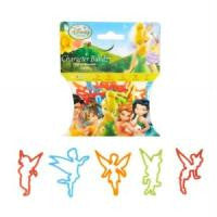 Disney Fairies Character Bandz licensed Rubber Bands 20pk