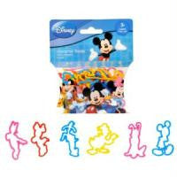 Disney Mickey Character Bandz licensed Rubber Bands 24pk