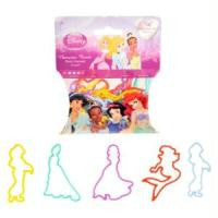 Disney Princess v2 Character Bandz Rubber Bands 20/pk