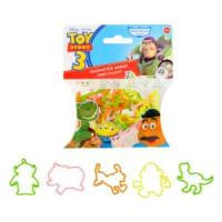 Toy Story 3 version 2 Character Bandz licensed Rubber Band Bracelets 20pk