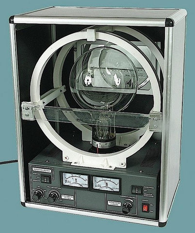 Lorentz Force Electromagnetism Demonstrator for Advanced Physics Labs