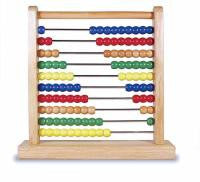 Classic Abacus Counting Machine Toy