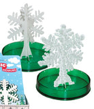 Magic Crystal Growing SnowFlake by Decor Craft