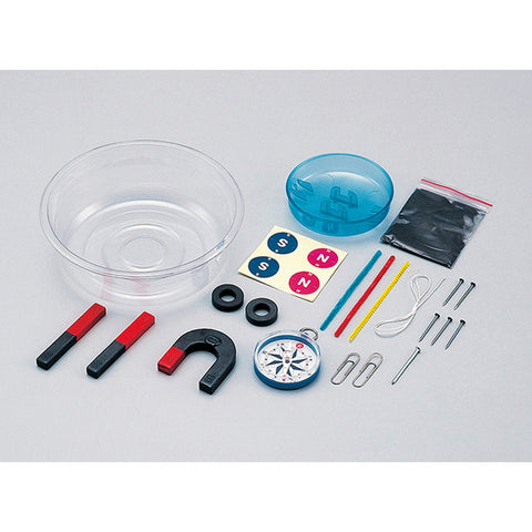 Magnet Set for Performing Basic Experiments By Artec