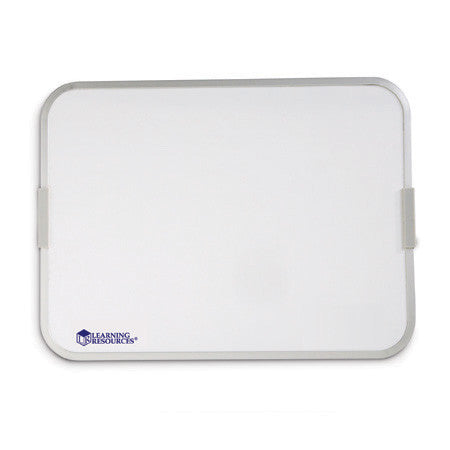 "Portable Dry Erase Whiteboards - Set of 10 - Magnetic Double Sided - 12"" x 9"""