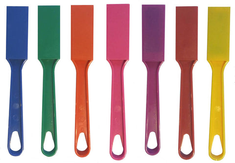 Set of 7 Magnetic Wand Toy 8 Inch Stick Assorted Colors