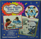 Magni Marble Kaleidoscope Viewer Building Kit Physics Project