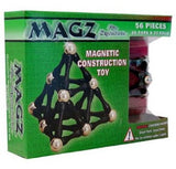 Magz for Executives - Magnetic Construction Desktop Toy - 56 Pc. Set