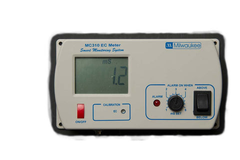 MC310 EC Conductivity Monitor w/Set Point