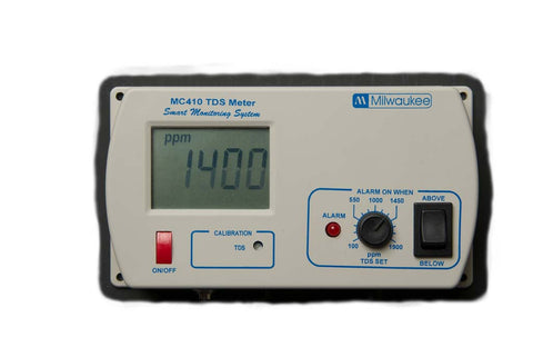 MC410 TDS/PPM Monitor