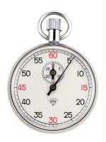 Classic 13 Jewel Mechanical Stopwatch Stop Watch