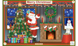 Merry Christmas - Activity Placemat by Tot Talk